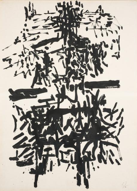 , 'Untitled,' 1954, Aaron Payne Fine Art