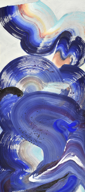 Yeachin Tsai, 'The Turbulent Waves', 2019, 440 Gallery
