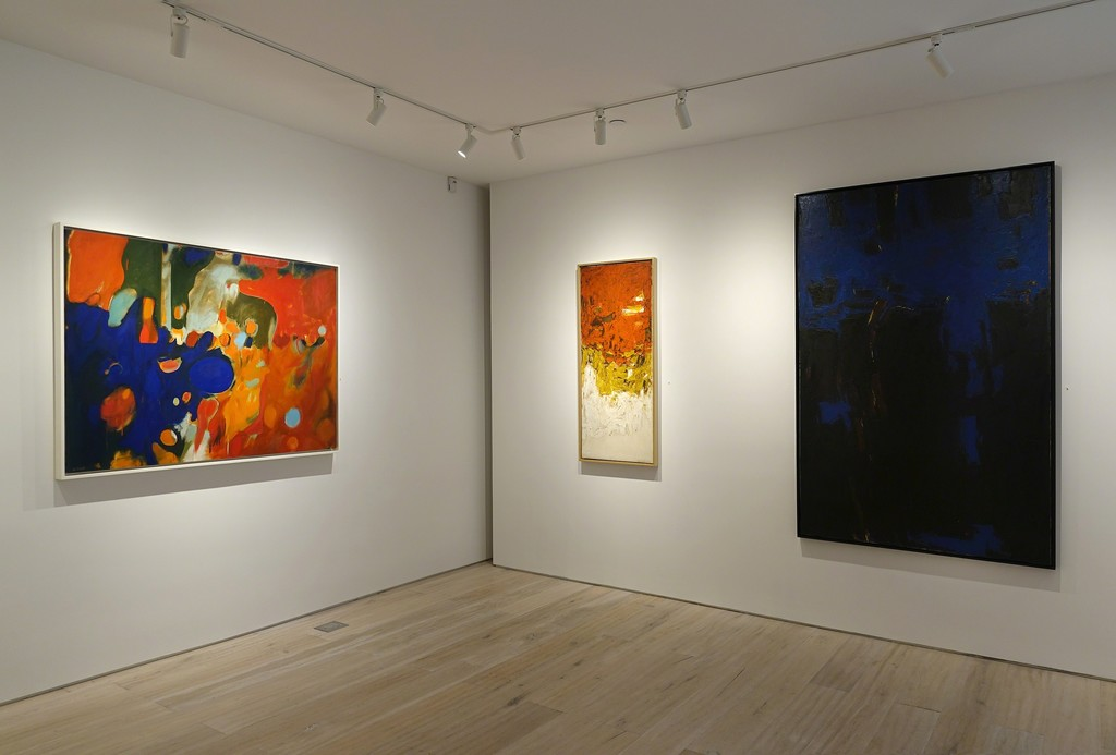 Installation view - Post-War Highlights