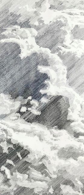 , 'Clouds,' 2018, Emerge Gallery NY