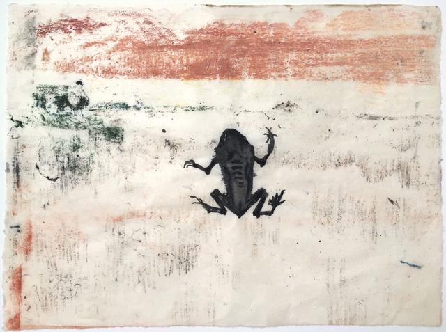 , 'Toad,' 2015, Galleri Magnus Karlsson