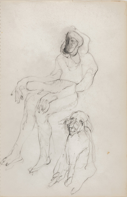 , 'Untitled,' ca. 1991, New York Studio School