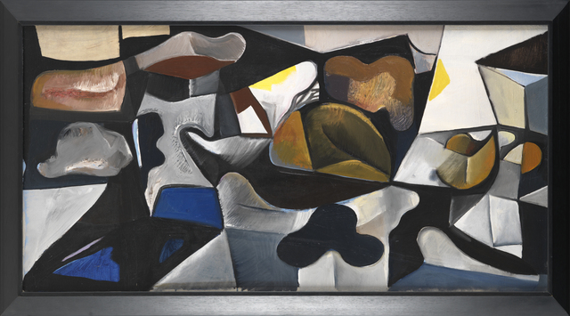 , 'Composition with Organic Forms,' , Whitford Fine Art