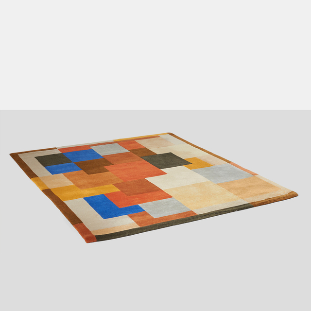 """, '""""Labrinthe"""" by Sonia Delaunay,' ca. 1975, Almond & Co."""