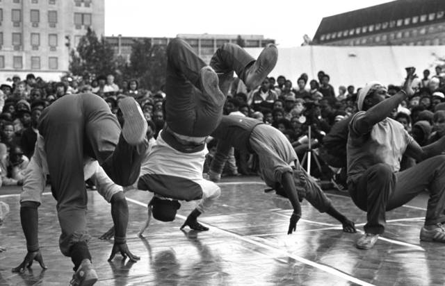 , 'Hip Hop Jam, London,' 1984, Getty Images Gallery