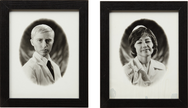 Cindy Sherman, 'Untitled (Doctor and Nurse diptych)', 1980-1987, Phillips