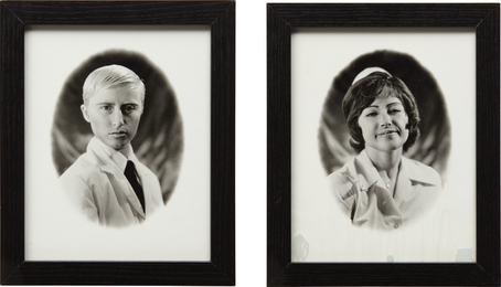 Cindy Sherman, 'Untitled (Doctor and Nurse diptych),' 1980-1987, Phillips: Evening and Day Editions (October 2016)