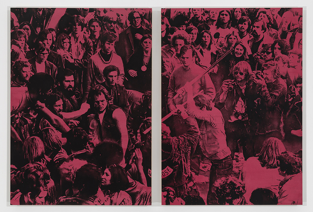 , 'Untitled (Altamont),' 2016, Alex McQuilkin + Andy Mister