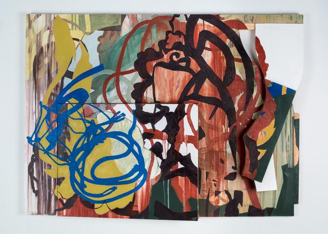 , 'Icefall,' 2015, Joanna Bryant & Julian Page
