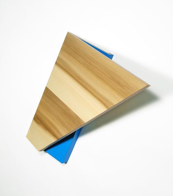 , 'Triangle.1,' 2018, Marloe Gallery