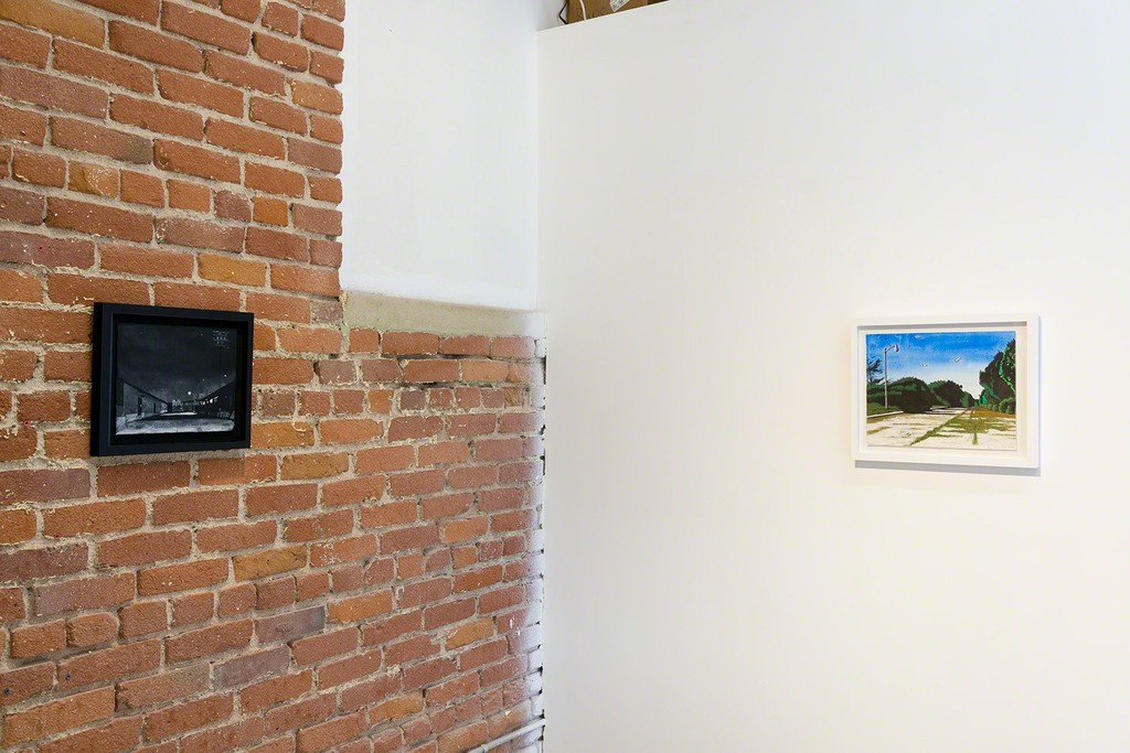 Cole Case, 'Right Here Right Now', installation view, Chimento Contemporary. Photo: Ruben Diaz
