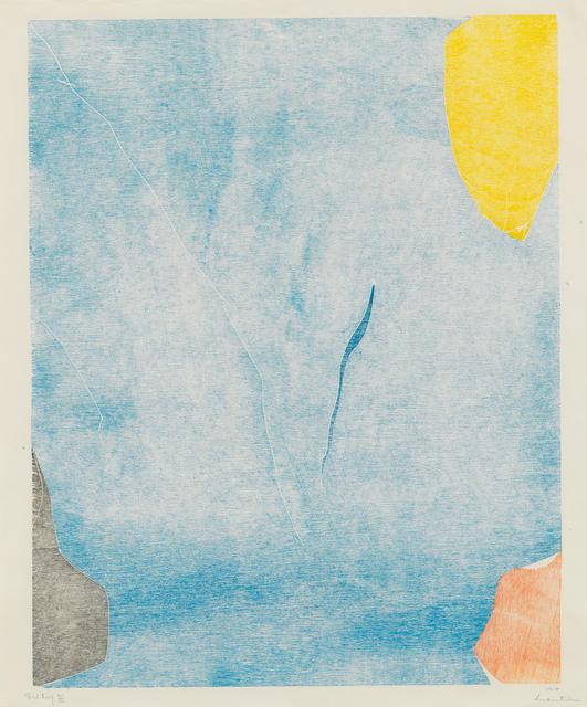 , 'Trial Premonition I/III,' 1974-1975, Susan Sheehan Gallery