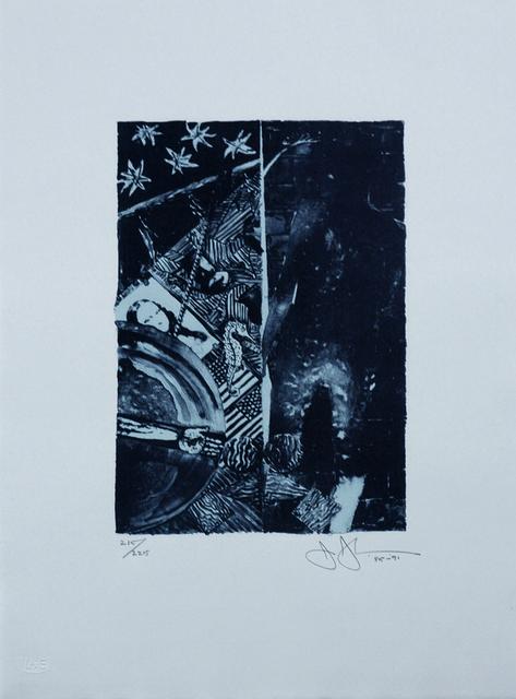 Jasper Johns, 'Summer (Blue)', 1985-1991, Brooke Alexander, Inc.