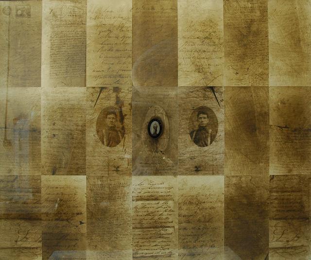 , 'Los Cantas,' 2000, C. Grimaldis Gallery