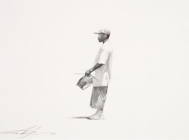 , 'Drummer ,' 2019, Mac-Gryder Gallery