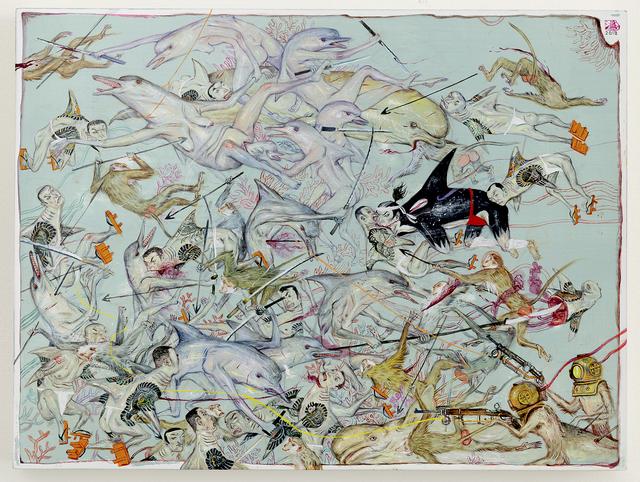 , 'Dolphin,' 2018, Joshua Liner Gallery