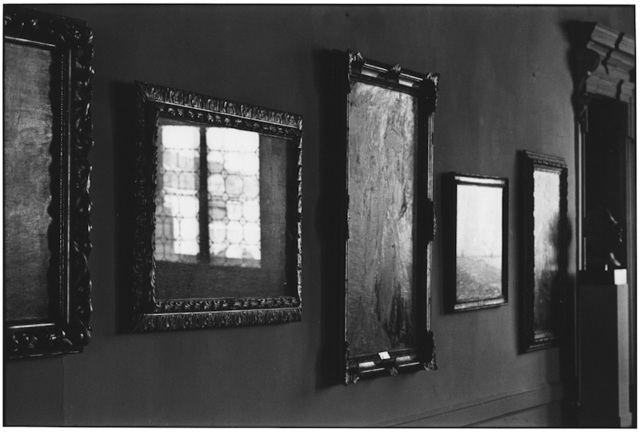 , '9. Italy. Venice. (Invisible paintings),' 1965, f22 foto space