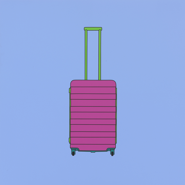 , 'Untitled(suitcase),' 2014, Gallery Hyundai