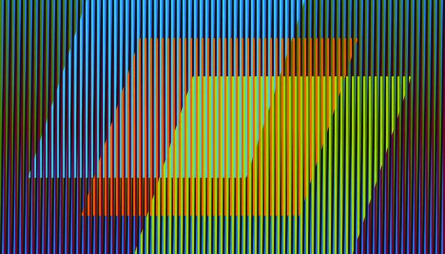 , 'Color Aditivo Antonella Uno,' 2011, Marion Gallery