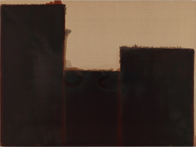 , 'Burnt Umber & Ultramarine,' 1991-1993, PKM Gallery