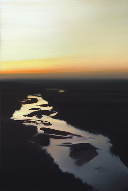 Lisa Grossman, 'Navigating Sandbars', 2019, CIRCA Gallery