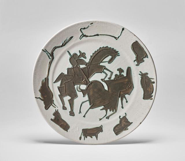 Pablo Picasso, 'Corrida (Bullfight)', 1953, Phillips