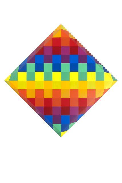 , 'G314 - Siebenmalsieben,' 2012, Heitsch Gallery