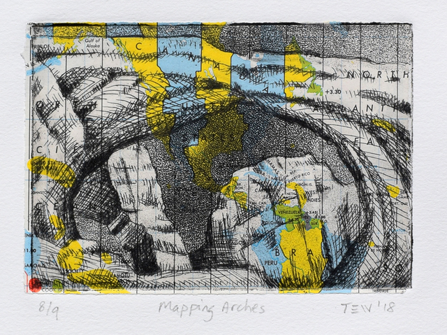 , 'Mapping Arches ,' , Modernist Frontier