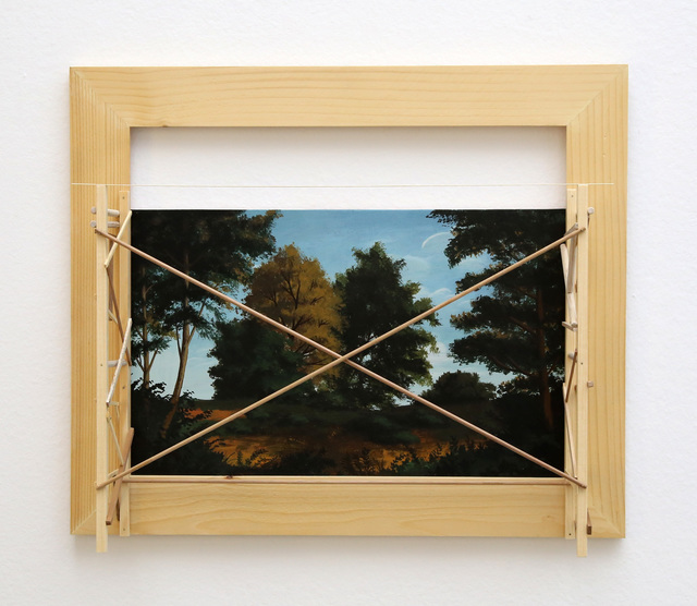 , 'Untitled (ANDAMIO II),' 2015, Max Estrella