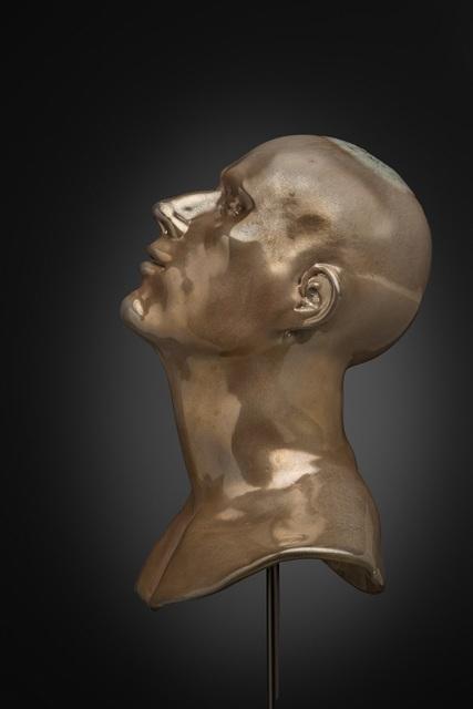 Martin Janecký, 'Head', 2018, Sculpture, Glass, Galerie Kuzebauch
