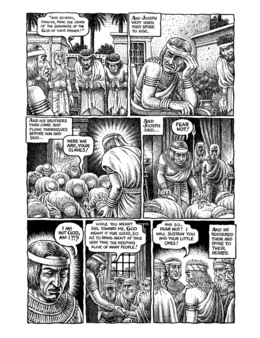 GENESIS BY OF ILLUSTRATED BOOK R THE CRUMB
