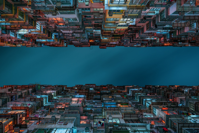 , 'Subdivision II - Stacked Hong Kong,' 2018, ARTITLEDcontemporary
