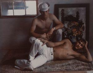 Marie Cosindas, 'Sailors, Key West', 1966, Bruce Silverstein Gallery