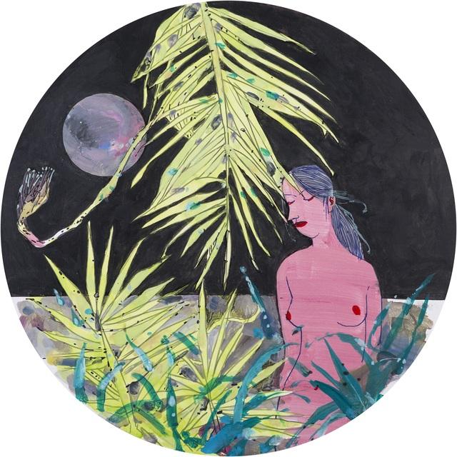 , 'Bitter Moon,' 2015, Amy Li Gallery