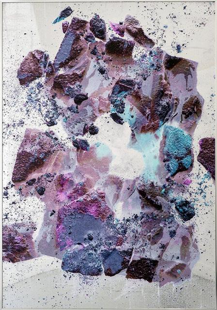 , 'Sheetrock Brand Gypsum Panel (San San International Archive #42),' 2012, Marlborough Madrid & Barcelona