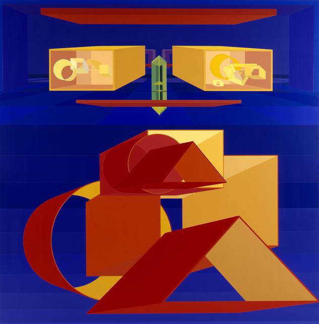 , 'Duccio VIII,' 1991, David Klein Gallery
