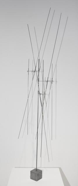 , 'Objekt 21:42,' 2009, Mario Mauroner Contemporary Art Salzburg-Vienna