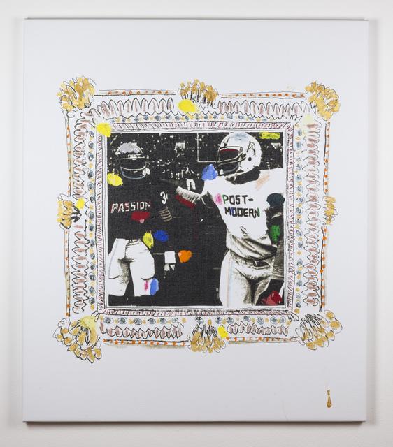 , 'Post-Modern Passion,' 2016, Ronald Feldman Fine Arts