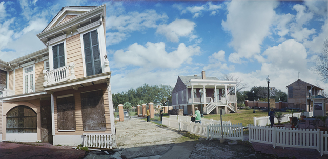 , 'New Orleans Jazz National Historic Park, Treme, New Orleans,' 2014, CHOI&LAGER