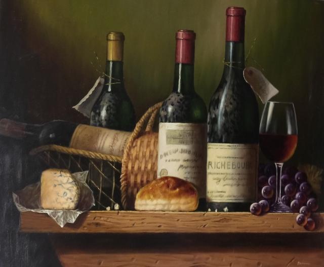 , 'Wine Tasting,' , Cosmopolitan Fine Arts