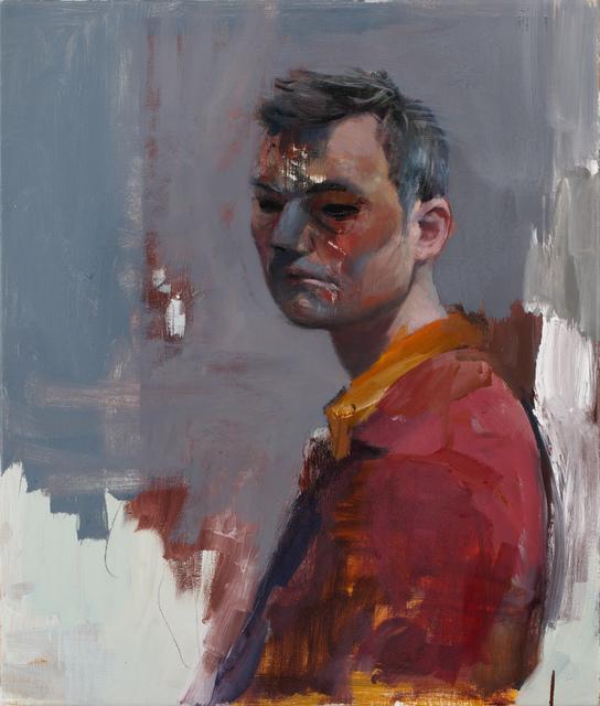 , 'Self-Portrait,' 2017, GRIMM