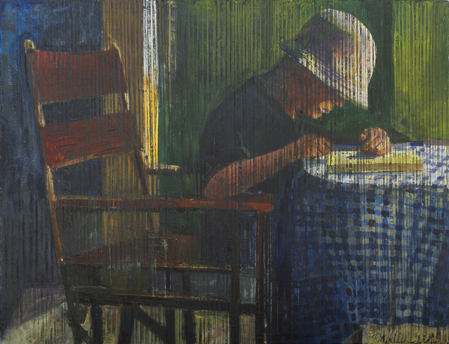 , 'Ohad 3,' 2014, Dvir Gallery