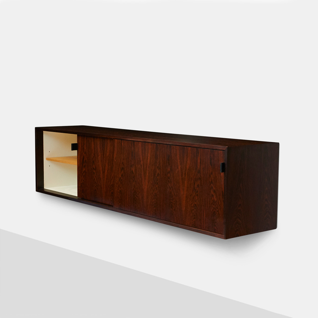 , 'Florence Knoll  Floating Rosewood Credenza,' , Almond & Co.