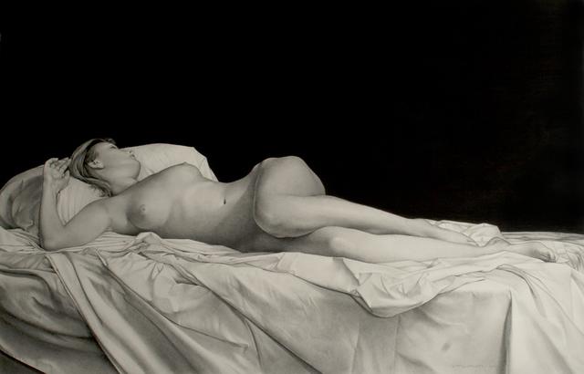David Warren, 'Reclining Nude', 2014, Charles Nodrum Gallery