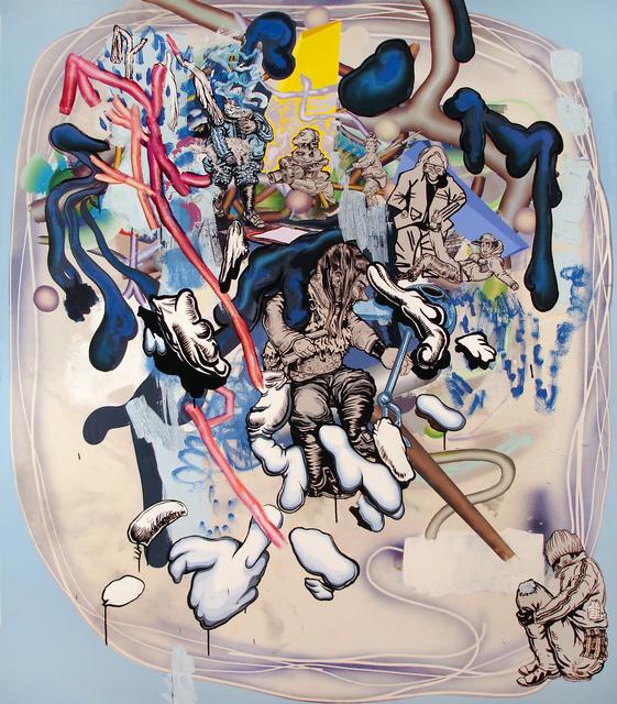 """, '""""During Dinner"""",' 2005, Scott White Contemporary Art"""