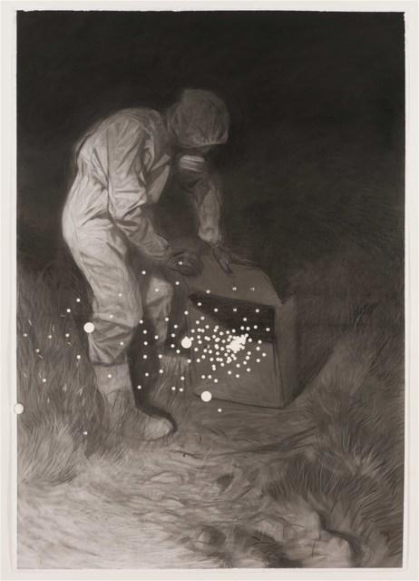 , 'Kettenreaktion,' 2018, Galerie Thomas Fuchs