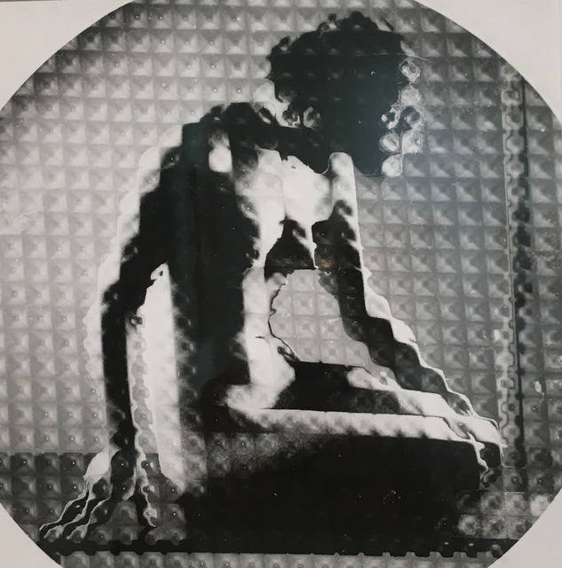 , 'Nude Distortion (seated),' ca. 1955, Art Ventures Gallery