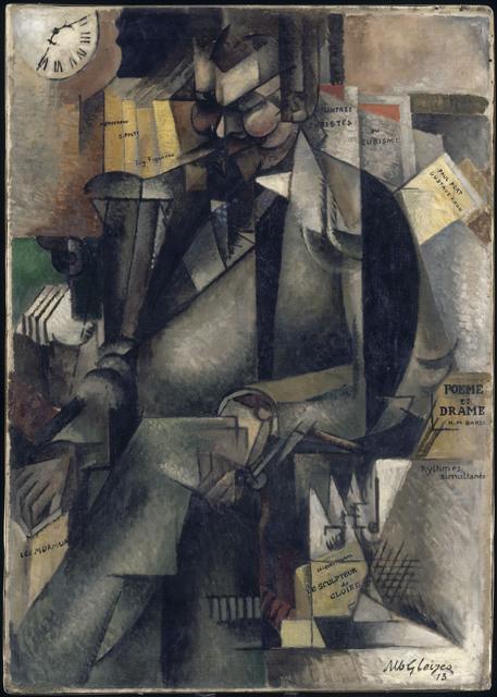 Albert gleizes the publisher eugene figuiere 1882 1944 for Albert gleizes