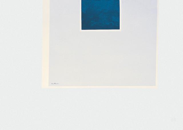 , 'London Series II: Untitled (Blue/Pale Blue),' 1971, Marlborough Gallery