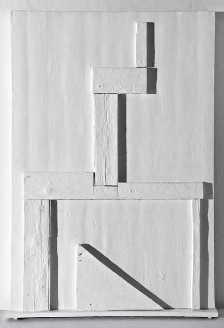 , 'White Form,' 1970, Cecilia de Torres, Ltd.